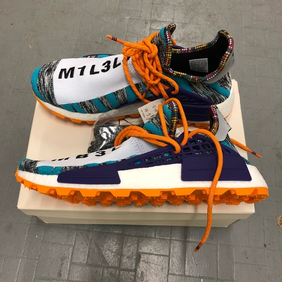 ab7578183 adidas Other - Pharrell x NMD Human Race Trail  Solar Pack